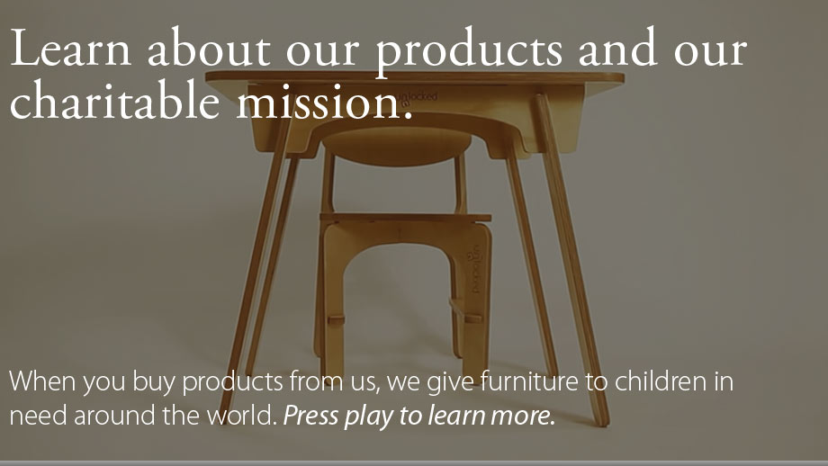 Unlocked Furniture Introduction